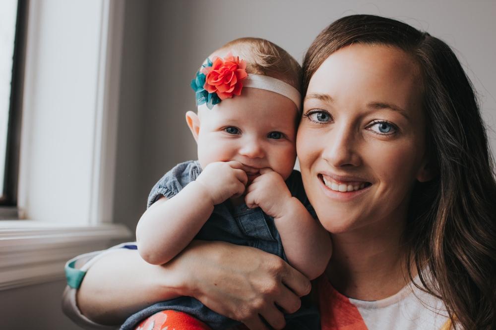 Lexie's 3 month Photos-82